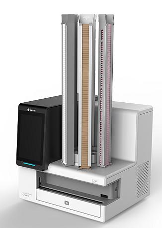 Кассетный принтер DAKEWE CPS450